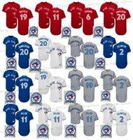 Cheap Baseball Josh Donaldson jersey Best Men Short Toronto Blue Jays jerseys