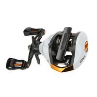 Wholesale Lixada Ball Bearings Baitcasting Reel Fishing Fly High Speed Fishing Reel with Magnetic Brake System Y0509