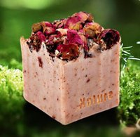 allergies cold - Handmade Soap promotion whitening moisturizing oil control anti allergy to horny rose cold soap