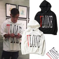 Wholesale HOT Social Club Social sweater Man high quality skateboard hoodies Kanye West VLONE damage thicker cotton hooded sweater size M XXL