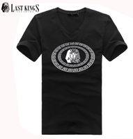 achat en gros de tyga nouvelle mode-T-shirts à manches courtes T-shirt à manches courtes en coton à manches longues de style LK