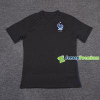 Francia Tercera camiseta de los jerseys del fútbol del F