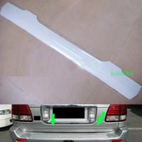 Lexus auto primers - 1Pcs For Lexus LX470 Car Auto Rear Bumper Tail Door Trim Primer Replace L D