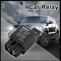 auto motor seal - DC V A Terminal SPDT Relay for Automotive Vehicle Car Truck Motor Power Relay Black