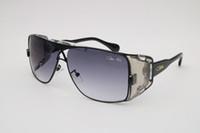 Wholesale CAZAL Sunglasses Fashion Design Unisex Eyewear Women Men Top Quality Polarized Cazal Frames Sun glasses oculos masculino