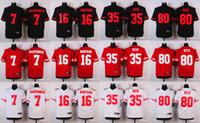 Wholesale discount football jerseys Jerry Rice Eric Reid Joe Montana Carlos Hyde Colin Kaepernick Jerseys Cheap football