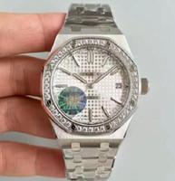 Wholesale 2016 brandswatch9u suggest41mm sapphire automatic diamonds cal classical men watch wristwatch SR ST Grande Tapisserie