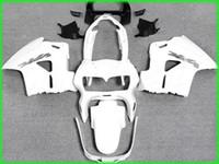 fairings - Free ship all white Fairing kit for Honda VFR800RR interceptor VFR800 VFR