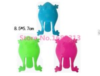 Wholesale Jumping Frog Hoppers Game Kids Party Favor Birthday Party Toys for Girl Boy Goody Bag Pinata Fillers