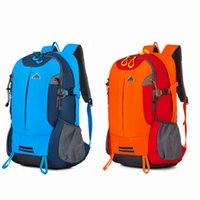 Wholesale New Outdoors backpacks hiking Climbing fashion shoulder bags waterproof L three colors high quality backpacks popular for travel