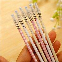 Wholesale pieces Hot Sale mm Cute Fresh Version of Gel Pen Refill Korea Stationery