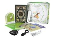 Wholesale Arabic Digital Quran pen Muslim Quran talking pen Qaida Nouraniah Talking dictionary Sahih Bukhari Muslim Hajj Umrah