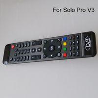 Wholesale Remote Control for Solo Pro V3 V2 Satellite Receiver Set top Box Remote Controller