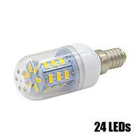 Wholesale SMD5730 E27 B22 E12 E14 LEDS LED bulbs W V V angle LED Bulb Led Corn light