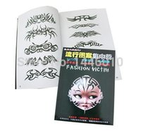 Wholesale Yuelong Hot Sale Popular Tattoo Flash Book VOL