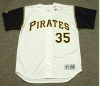 Wholesale Retro Custom MANNY SANGUILLEN Pittsburgh Pirates Throwback Home Baseball Jersey