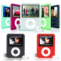 Wholesale Factory Price USB Digital MP3 MP4 Player Slim GB inch LCD Media Video Game Movie Radio FM th Generation MP4 Player Hot