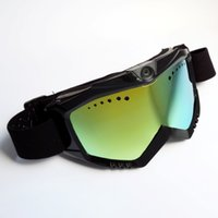 Wholesale HD P Camera with Ski Sunglass Goggles with Colorful Double Anti Fog Lens for Ski Transparent Lens for Moto