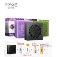 alternative skin - Bioaqua Natural Handmade Oil Soap Fresh Clean Skin of dirt grease Nourish Tender Skin Whitening Three Alternative