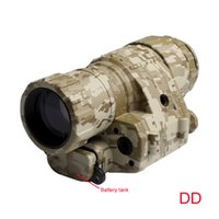 Wholesale RL29 DD New Tactical Monocular PVS Night Vision Scope For Hunting
