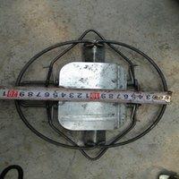 animal vole - High Quality Diameter MM inch Animal trap Wild Boar Rabbit Vole Fox Coyote Muskrat Fisher Mink