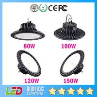 Wholesale 5 years warranty VAC CE ROHS listed w w w w High Quality led UFO high bay light with angle