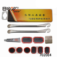 best bike box - Bike Bicycle Cycling Flat Tire Repair Kit Tools Set Kit Patch Rubber Portable Fetal Sit Box Best Quality