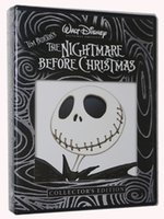Wholesale The Nightmare Before Christmas Movie disc US Version Boxset Region Best Christmas Movie with Your Family