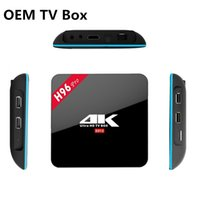 better service - OEM ODM Service TV Box China Factory Cheap Android TV Box H96 Pro Better Than TX3 Pro TX5 Pro X96 TV Box