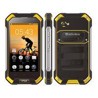 Wholesale Original Blackview BV6000 quot IPS IP68 WaterProof Smartphone Android MTK6755 Octa Core G LTE GB RAM GB ROM Dual SIM