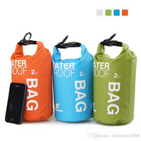 athletics swim - Athletic Outdoor Bags Color L Sports Waterproof Dry Bag Pouch Floating Boating Kayaking Camping Swim Drifting Multi purpose bags