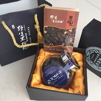 Wholesale 55g king of Qinghai China stamps astaxanthin Qaidam organic wild black wolfberry luxury packaging beauty Wild organic green tea