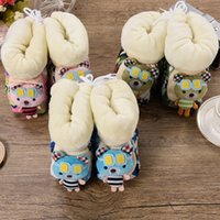 air walker boots - Winter Baby First Walker Shoes Soft soled Warm Mini Melissa cm New Born Girls Boots Warm Cotton Shoes