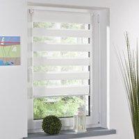 bamboo window shades - Fashion Luxury Roller Zebra Blind Curtain Window Shade Decor Home Office White