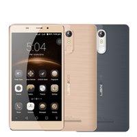 оптовых leagoo phone-Leagoo M8 3G Android6.0 сотовый телефон 5.7inch сенсорный экран ID MTK6580 Quad Core 2G RAM 16G ROM 13.0MP камера