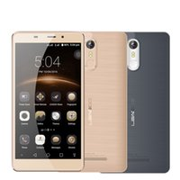 al por mayor leagoo phone-Leagoo M8 3G Android6.0 teléfono celular 5.7inch pantalla Touch ID MTK6580 Quad Core 2G RAM 16G ROM 13.0MP cámara