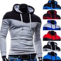 beige color codes - Europe and the color code spring men s men s Fashion Hoodie fleece coat MD943