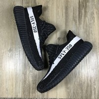 Cheap 2017 Adidas With box Yeezy SPLY 350 Yeezy Boost 350 V2 Season 3 running shoes Season 3 SPLY 350 Sneakers Running Shoes New kanye west shoes