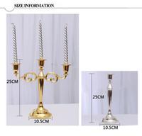 Wholesale YUMU Head Candlesticks for Hanukkah or Christmas Candle Light Holder for Home Wedding Dinner Candelabras Decoration