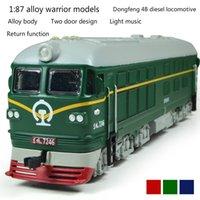 Precio de Trains-Dongfeng 4B Diesel tren de regreso a los juguetes de los niños modelo de aleación