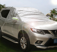 Wholesale TZ Car Cover SUV Windshield Cover Auto Front Windscreen Protector Snow Rain Dust Ice Resistance Sunshade
