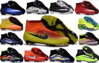 Cheap Soft Spike Football Shoes Best Unisex Spring and Fall Football Boots