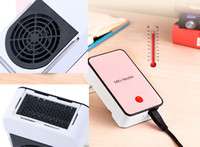 Wholesale Home Fashion Mini heater hand Electric Air Warmer Heating Winter Keep Warm Desk Fan for Office Home