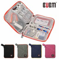 airs usb drive - New Brand BUBM Digital Accessories Storage Bag Hard Drive Disk Cables USB Bag For ipad Air mini Tablet quot quot Free Drop Ship