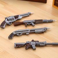 ballpoint pen gun - gun shape ballpoint pen creative advertising gift pen Gun Pen Shape Accessories Office Supplies
