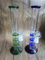 Nouveau verre bong trois miel peigne fumer pipe pétrole dabber verre bubbler tuyau d'eau