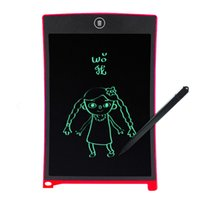 Wholesale 8 Inch Paperless Portable LCD Writing Board Small Kids Electronic Blackboard for School Children Drawing Playing Handwriting