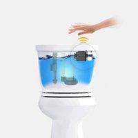 Wholesale Touchless Toilet Flush Kit Wave Automatic Motion Sensor Battery Operated