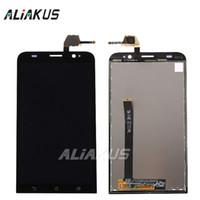 Cheap For Asus Asus Zenfone 2 Best LCD Screen Panels Bar Display Zenfone 2