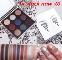 Wholesale IN STOCK Holiday Edition Kyshadow By Kylie Jenner The Newest Limited Collection Kyshadow Palette Matte Lipstick
